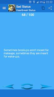 Sad Status Quotes - náhled