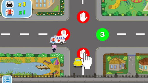 Kids Policeman Station Screenshot