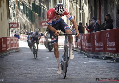 Alpecin-Fenix maakt indrukwekkende waarden bekend van Mathieu van der Poel in de Strade Bianche: 20 seconden in Siena aan 1004 watt