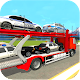 US Police Car Plane Transporter - Aeroplane Game APK