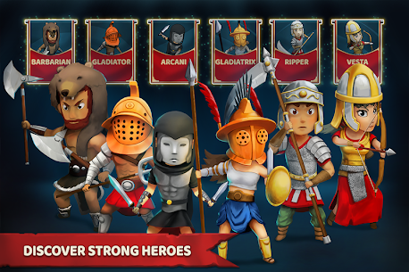 Grow Empire Rome Mod Apk 1.4.42 (Unlimited Gold + No Ads) 4