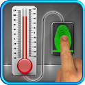 Finger Body Temperature Prank icon