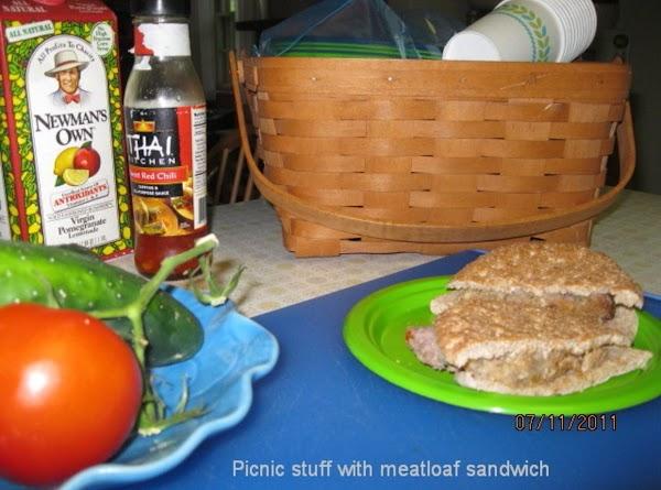 Meatloaf Sandwich Recipe