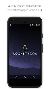Rocketbook - náhled