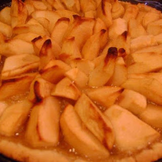 Julia Child's Apple Tart