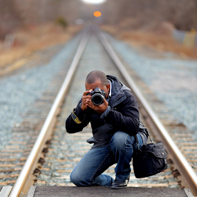 The rail ahead by Dave Reece - People Professional People ( newmarket, toronto, tannery, ontario, travel )
