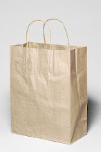 Photo: Debbie Size Shopping Bag