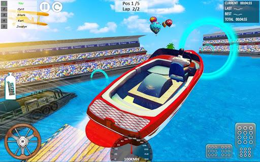 Xtreme Boat Racing 2019: Speed Jet Ski Stunt Games 2.0.1 screenshots 6