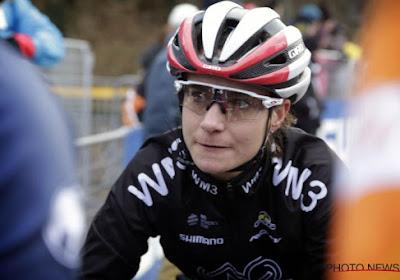Brute pech en slecht nieuws voor ex-wereldkampioene Marianne Vos