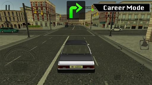 Real City Car Driver & Parking  άμαξα προς μίσθωση screenshots 2