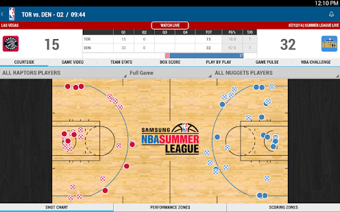 NBA 2014-15- screenshot thumbnail