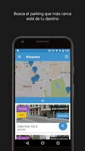 Parkfy - Find parking- screenshot thumbnail