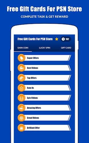 Free Gift Cards For PSN Store - PSN Gift Cards APK | APKPure ai