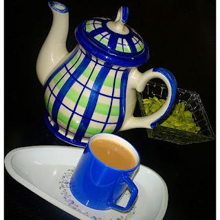 Cardamom Tea / Elaichi Tea