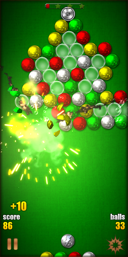 Magnetic Balls HD Free: Match 3 Physics Puzzle 2.2.0.9 screenshots 8