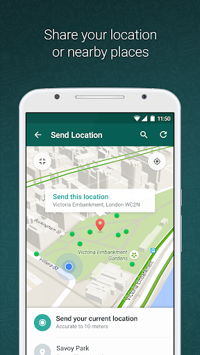 WhatsApp Messenger 2.18.156 screenshots 5