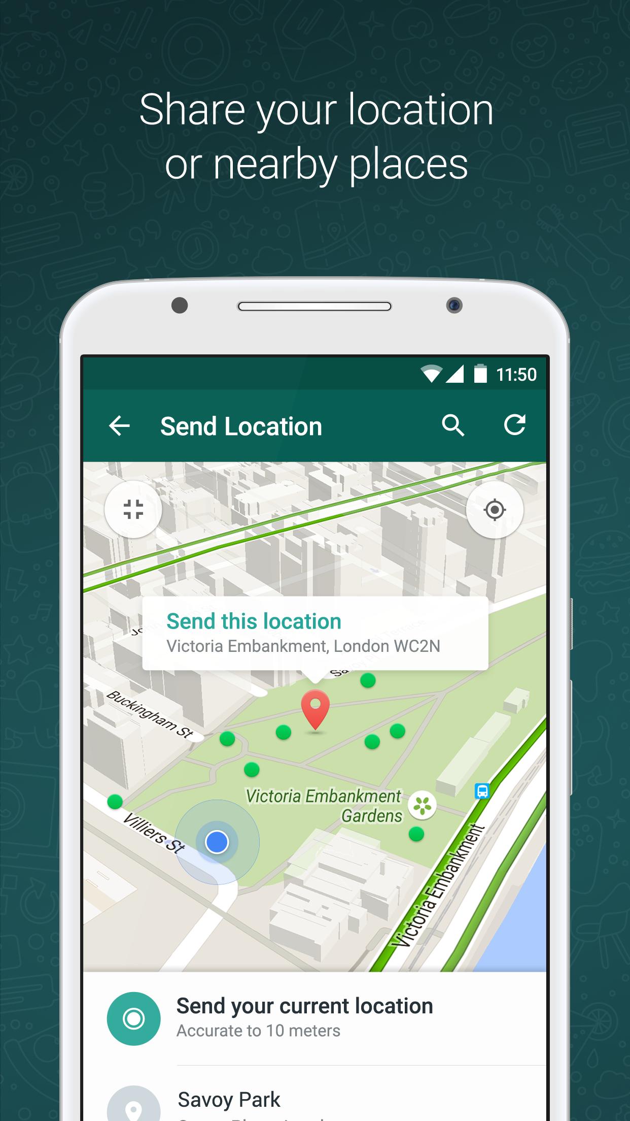 WhatsApp Messenger screenshot #5