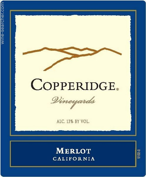 Logo for Copper Ridge Merlot