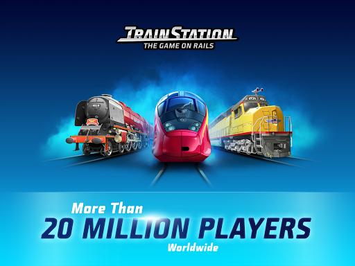 無料模拟AppのTrainStation - Game On Rails|記事Game