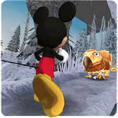 Super Mickey Adventure The Mouse 3D Android APK Download Free By SuperOneSoft