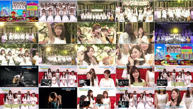 200328 (720p+1080i) CDTV (Nogizaka46 Part)