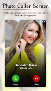Photo caller Screen – HD Photo Caller IDApp Download For Android 1