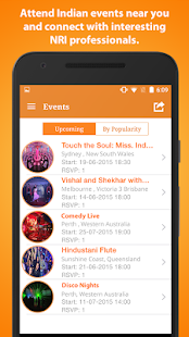 IndiansInAU - #1 Live Chat Events Free Classifieds- screenshot thumbnail
