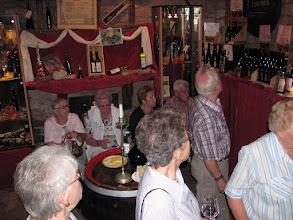 Photo: Weinprobe bei Tullius