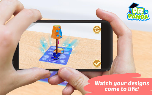 Dr. Panda Plus: Home Designer 1.02 screenshots 5