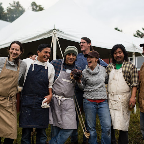 LongHouse Food Scholars Two-Week Summer Immersion Program