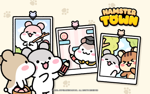Hamster Town screenshot 22