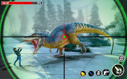 Dino Hunting 3d screenshot 13