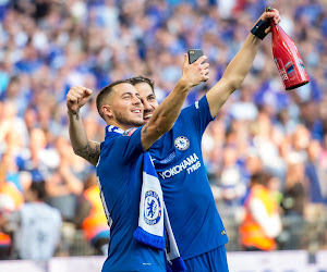 "Fabregas: ""Hazard wil de Champions League én de Gouden Bal winnen"""