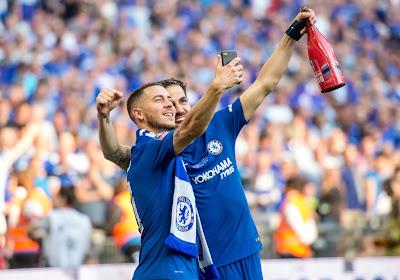 """Fabregas justifie le choix de Hazard : """"À Chelsea, il y a un plafond de verre au-dessus de sa tête"""""""