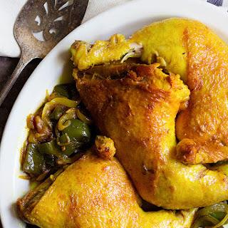 Persian Chicken with Saffron Recipe