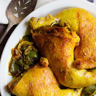 Persian Saffron Chicken Recipes.