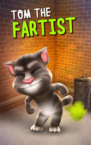 Talking Tom Cat screenshot 6