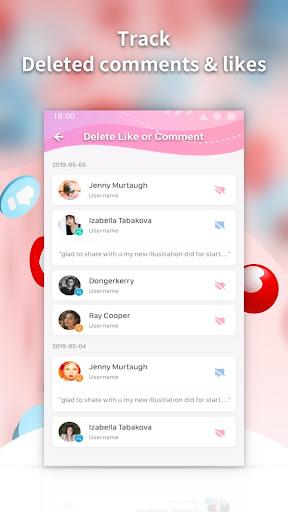 Followers insight for Instagram-reports tracker screenshot 4