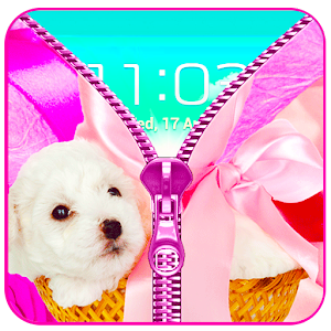 Cute Puppy Lock Screen Prank for PC and MAC