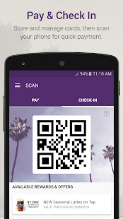 The Coffee Bean® Rewards- screenshot thumbnail