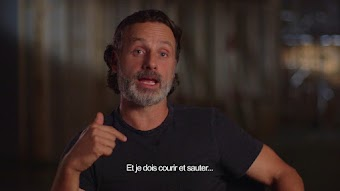 Episode 1: The Walking Dead – Le Making Of (VOST)