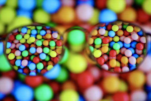 Esplosione di colori da una visione di Fraciak