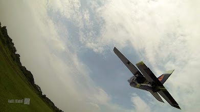 Photo: Take-off DLE-TR01