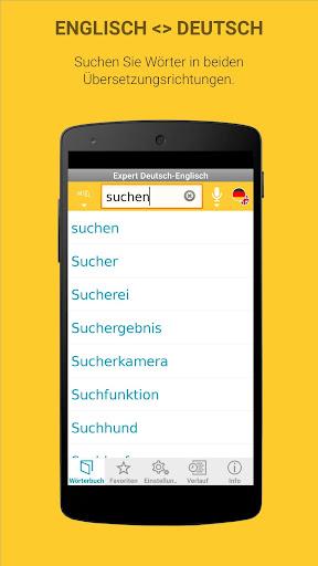 English - German Translator Dictionary screenshots 3