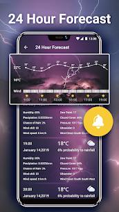 الطقس – تنبيهات الطقس المحلية والرادار 3