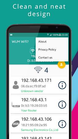 Who Use My WiFi? Network Tool 6.0.0 screenshot 2092639