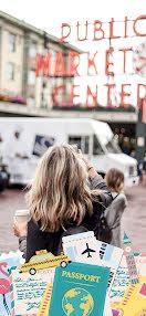 Travel the World - Snapchat Geofilter item