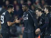 Divock Origi a inscrit trois buts pour Liverpool face à Southampton