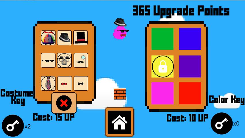 android Bouncy Blob! Screenshot 6