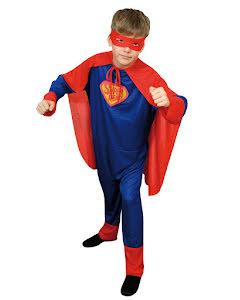 Super Hero dräkt, barn